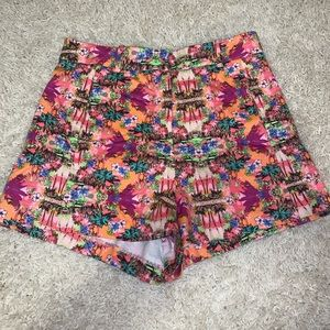 Victoria's Secret high waisted shorts